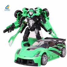 Hot Sale Transformation Toy Deformation Robot Cars Brinquedos Classic Toys Action Figures For Boy's Gifts # V705