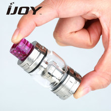 Buy Original IJOY Captain X3 Subohm Tank w/ 8ml Huge Capacity Unique 810 Resin Drip Tip 10 Colors Best Captain X3 MOD Vape Tank for $27.99 in AliExpress store