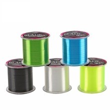 New super Brand Blade Series 500m Nylon Fishing Line Monofilament Japan Material Carp Fish Line 2-35LB Mono Nylon Line(China)