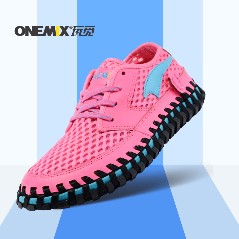 ONEMIX Womens Running Shoes Summer Arch Sneakers Portable Shoes for Breathable Mesh Sports Professional Running Shoes<br><br>Aliexpress
