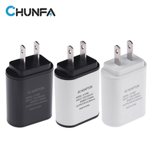 US Plug USB Charger Universal Mobile Phone Wall Charger Travel America Fast Charging USA USB Adapter Cables Charge 5V 2A