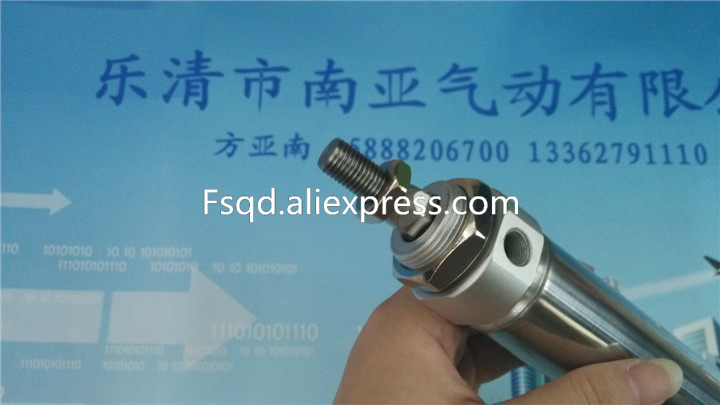 CDM2KB32-200 Stainless steel mini cylinder pneumatic air tools air cylinder Stainless steel cylinders<br>