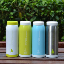 450ML Stainless Steel Thermo Cup Drinkware Belly Vacuum Thermos Bottle Outdoor Sport Thermo Mug Thermal Flask Mug Coffee mug