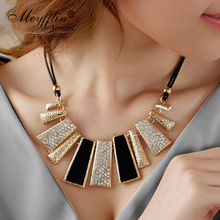 Statement Necklaces & Pendants Collier Femme For Women Fashion Boho Colar Vintage Maxi Accessories Jewelry Bijoux Christmas Gift
