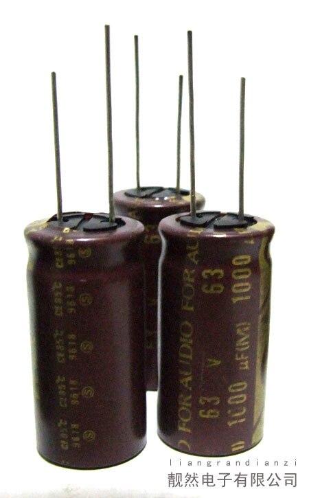 Original genuine FOR 1000uF 63v OFC filter capacitor cautious<br><br>Aliexpress
