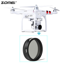 ZOMEi CPL Filter Circular Polarizer Filter Made of High Definition Optical Glass for DJI Phantom 3 Advanced/ Professional