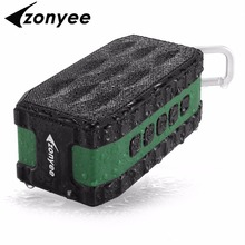 Zonyee TK100 Bluetooth Speaker Portable IP67 Waterproof NFC Wireless 10W Subwoofer Dual Speaker System Outdoor Bluetooth Speaker