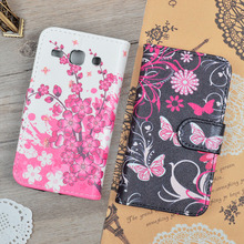 Cover For Samsung Galaxy Ace 3 S7270 s7275 High Quality Flip Wallet PU Leather Case s7272 Phone Bag &Stand Holder Card