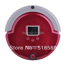 (Free Shipping To USA)Newest Robot Vacuum Cleaner Long Working Time And Sonic Wall Low Noise