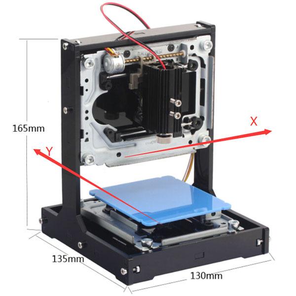 DIY NEJE DK-5 Pro Fancy Laser Engraving Laser Printer Machine 5V 500mW for Hard Wood Plastic Support Win 7 XP 8 Mac System (8)