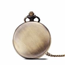 100 шт./лот 0021 # оптовая Бронзы Год Сбора Винограда карманные часы wrap кварц мужчины большой размер золотого цвета карманные часы с ожерельем цепи