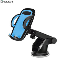 Car Windshield Mobile Phone Universal Holder Mount for iPhone 7 7S 6 6s 5S 5C 5G 4S Samsung iPod GPS for iPhone Stand(China)