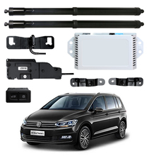 Better Smart Auto Electric Tail Gate Lift for VW Touran 2016 model, very good quality, free shipping! hot selling!new version!