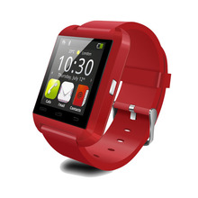 high quality with manufactory cheap price smart watch wristwatch phone watch smart phone bluetooth smartwatch u8 model
