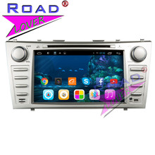 TOPNAVI 2G+32GB Quad Core Android 6.0 Car PC System Head Unit DVD Player For Toyota Camry 2007-2011 Stereo GPS Navigation Radio(China)