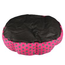 MOLAVE Soft Fleece Pet Dog Puppy Cat Warm Bed House Plush Cozy Nest Mat Pad Mini for Travel Home Happy Sale ap523