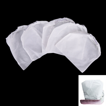 10Pcs Non-woven Replacement Bags For Nail Art Dust Suction Collector High Quality Nails Arts Salon Tool White