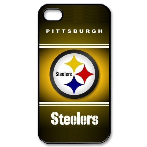 Cool Pittsburgh Font Steelers Logo Cover Phone Case For Popular Buy Cheap Lots From