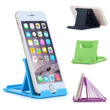 Universal Mobile Phone Holder Stand Adjustable Phone Case For iPhone 5s 5 6 6s 7 Plus For Samsung For Xiaomi Redmi Note 3 Pro 3S(China)