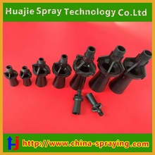 Mixer venturi nozzle ,large capacity plastic tank eductor nozzle,Turbo Mix agitating liquid slurry eductor venturi nozzle