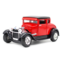 Kids toys 1929 FORD MODEL A 1:24 Alloy Car Model Toys Diecasts & Toy Vehicles Collection Kids Toys Gift