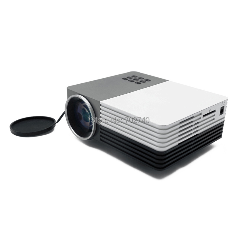AH 600 LED Mini Projector Mini Home Projector With The Computer VGA HDMI AV USB SD input Connections Free shipping<br><br>Aliexpress