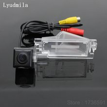Lyudmila FOR Dodge Caliber 2007~2012 / Car Back up Camera / Car Reverse Parking Camera / Rear View Camera / HD CCD Night Vision