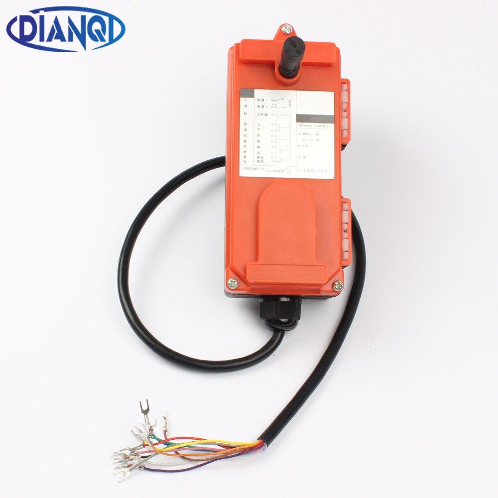 DIANQI industrial remote controller 18-65V.65-440V  1 receiver<br>