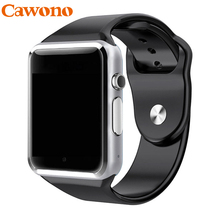 Cawono Bluetooth A1 GT08 DZ09 Smart Watch with Camera Sport Pedometer SIM TF Card Smartwatch for iPhone Xiaomi Samsung HUAWEI