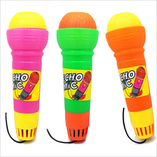 2017 Microphone Mic Voice Changer Toy Gift Birthday Present Kids Party Song Musical Instrument microphone