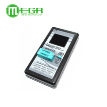 Multi-purpose Transistor Tester 128*160 Diode Thyristor Capacitance Resistor Inductance MOSFET ESR LCR Meter TFT Color Display