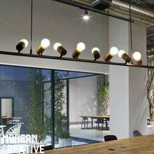 European Country Black Birds Droplights Nordic Modern Pastoral Pendant Lights Fixture Home Indoor Dining Room Office Lighting