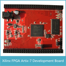 New Xilinx FPGA Artix7 Artix-7 Development Board XC7A35T Core Board with 64Mbit SPI Flash 456Mb SDRAM MT48LC16M16(China)
