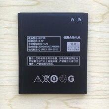 Для Lenovo BL210 Батареи A606 S820 S820E A750E A770E A656 A766 A658T S650 A536 BL 210 2000 мАч Телефон Батареи Bateria