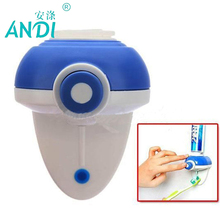 ANDI New Touch Automatic Auto Squeezer Toothpaste Dispenser Hands Free Squeeze out