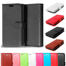 Buy Luxury Leather Case Lenovo S850 Phone Skin Flip PU Card Holder Book Style Wallet Cover Lenovo S 850 Cases Mix Color for $3.99 in AliExpress store