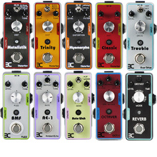 Acoustic Guitar Electric Guitar Bass Effects Stompbox Pedal Analog Dedicated Moen Buffalo Multi Voice Video Recording(China)