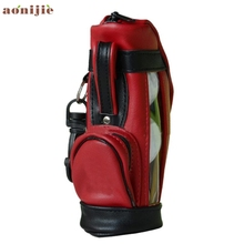 7 Colors New Multifunctional Men's Golf Bag Accessories Bag Professional PU Golf Bags High Quality Nov30