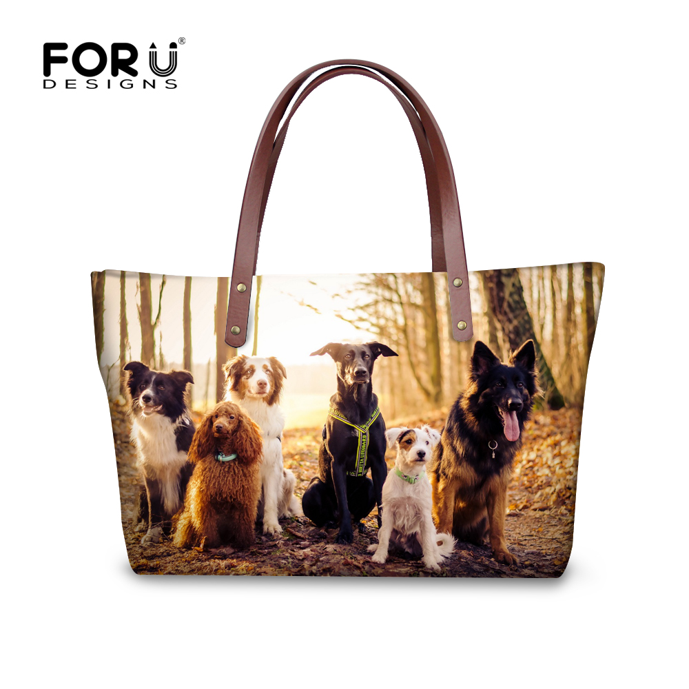 Border Collie Dog Breed Ladies Handbag Mulit-function Large Crossbody Bag Cute Animal Travel Tote Boloas Women Top-handle Bags<br><br>Aliexpress