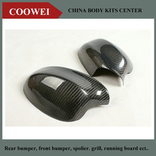 Car accessories Add on Style E90 carbon fiber Auto Side Mirror Caps For BMW E90 2009-2012
