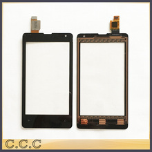 Original new sensor for Nokia Lumia 435 532 n435 n532 digitizer touch screen panel front glass lens