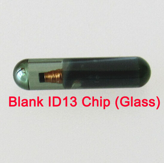 Original Blank ID13 Glass Transponder Chip For Honda Peugeot Citroen Opel Fiat Car keys 5pcs/Lot+Free Shipping(China (Mainland))