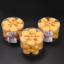 Natural Butter Candles Buddha Lamp Candles With 5 Hours Burning 28 Pieces/Box Smokeless Buddha Supply Daily Use Or Buddha Pray(China)