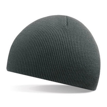 Men and Women's Thin Stripes Short Paragraph Ski Cap Autumn and Winter Solid Unisex Knitted Wool Beanies Hat Drop Shipping(China)