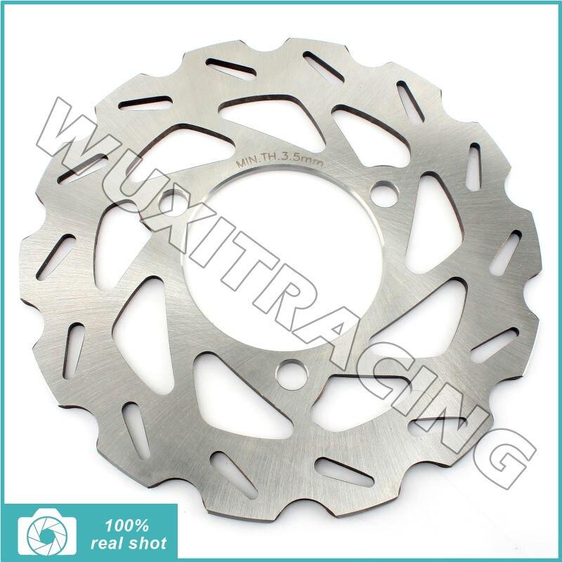 04 05 06 07 08 09 10 11 12 13 14 Light New ATV QUAD DIRT Bike Rear Brake Disc Rotor For HONDA TRX 450 Sportrax R/ER 2004-2014<br>