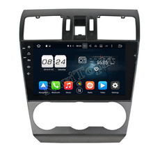 NaviTopia Octa Core 2G Android 6.0/Quad Core 1G Android 5.1 Car Multimedia DVD Player For Subaru Forester 2014 2015 2016 GPS