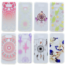 For LG G6 Case HD Printing Transparent Silicone Soft TPU Back Cover Phone Case For LG Stylus 3 LG X Power / X Screen Shell Capa