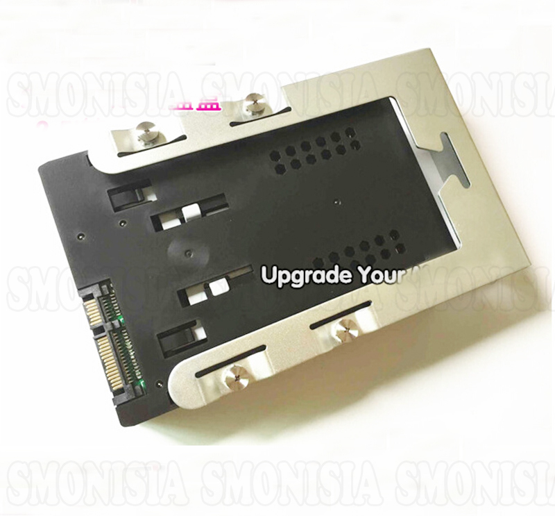 1pcs- 30pcs SSD Box New For Apple Mac Pro Upgrade 2.5 to 3.5 Inch For MA970 GTX780<br>