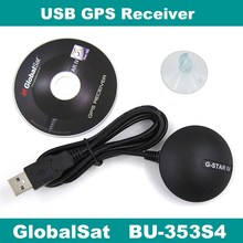 USB GPS receiver,waterproof,Original Globalsat BU-353S4