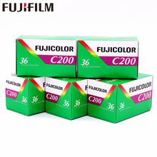 5 Rolls Fujifilm Fujicolor C200 Color 35mm Film 36 Exposure for 135 Format Holga 135 BC Lomo(China)